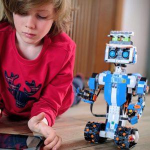 Le robot de Charly est prêt