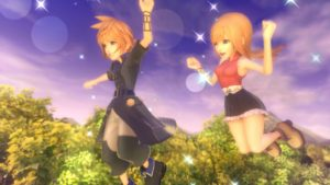 World Of Final Fantasy - PS4 (Square Enix - Tose, 2016)