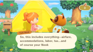 Animal Crossing New Horizons - Switch (Nintendo, 2020)