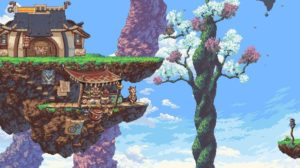 Owlboy - Switch (D-Pad Studio, 2018)