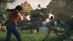 Uncharted : the lost legacy - PS4 (Sony - Naughty Dogs, 2017)