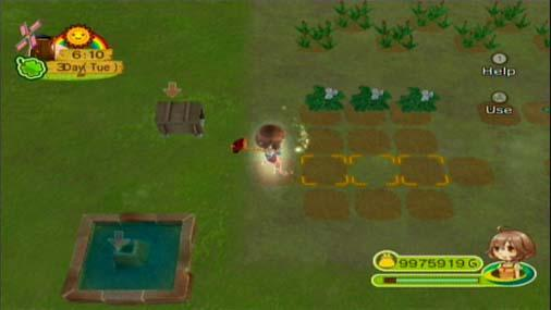 Harvest Moon : Parade des animaux - Wii (Natsume, Marvelous, 2009)