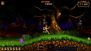 A trouver, Ultimate Ghosts'n Goblins sorti 2006