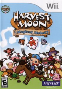 Harvest Moon Magical Melody - Wii (Marvelous - Rising Star Games, 2008)