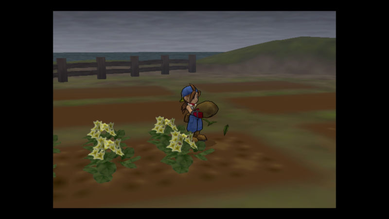 Harvest Moon Save The Homeland - PS2 (Natsume, 2001)