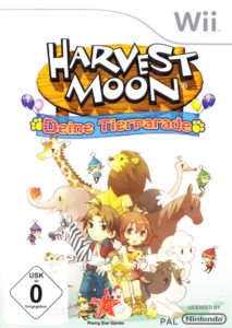 Harvest Moon : Parade des Animaux - Wii (Natsume, Marveoulous, 2009)