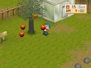 Harvest Moon : Back to Nature - PSX (Natsume, 1999)