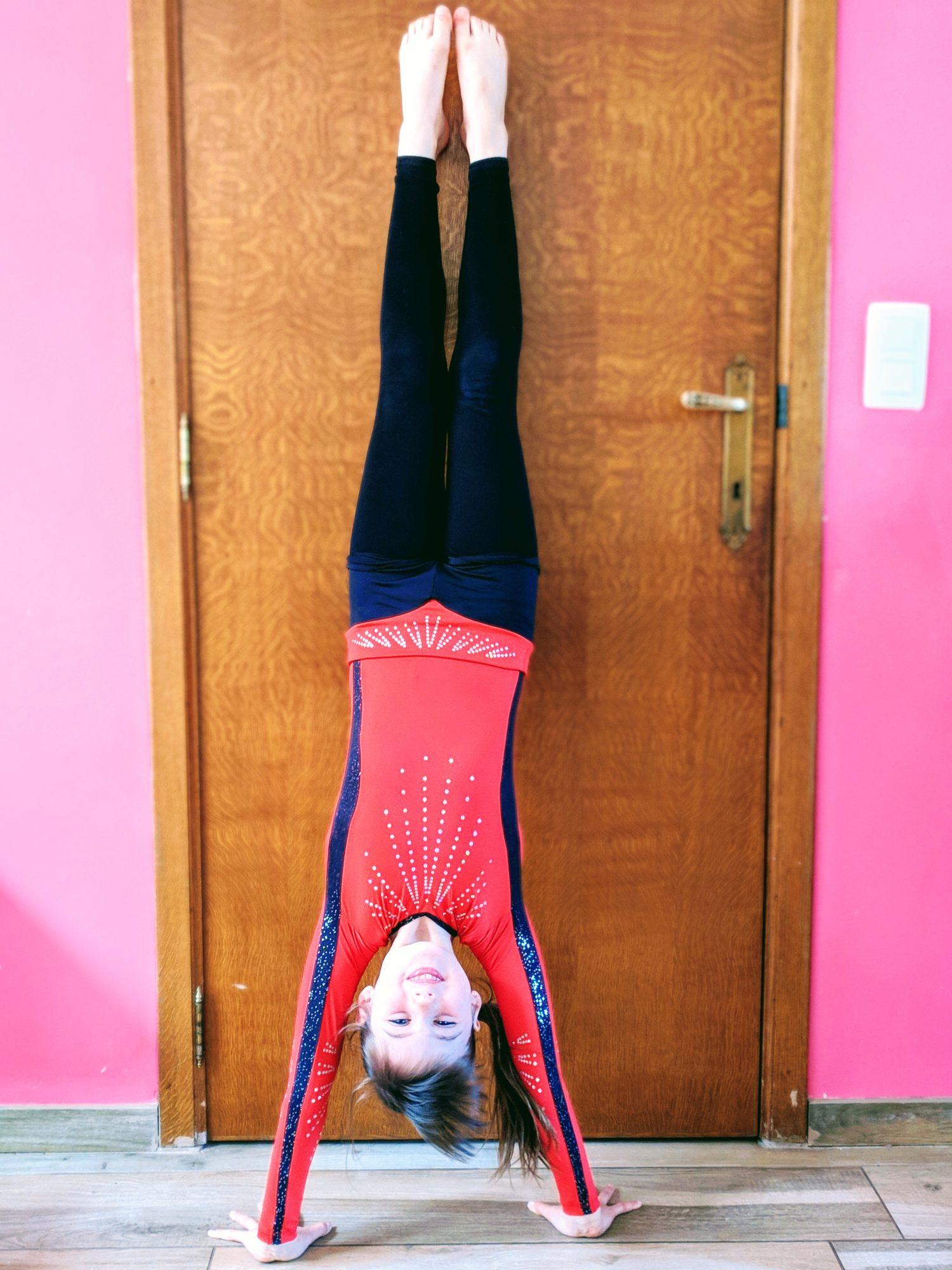Gymnastique de confinement !