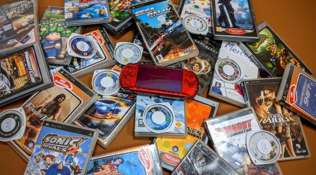 A la découverte de la PSP