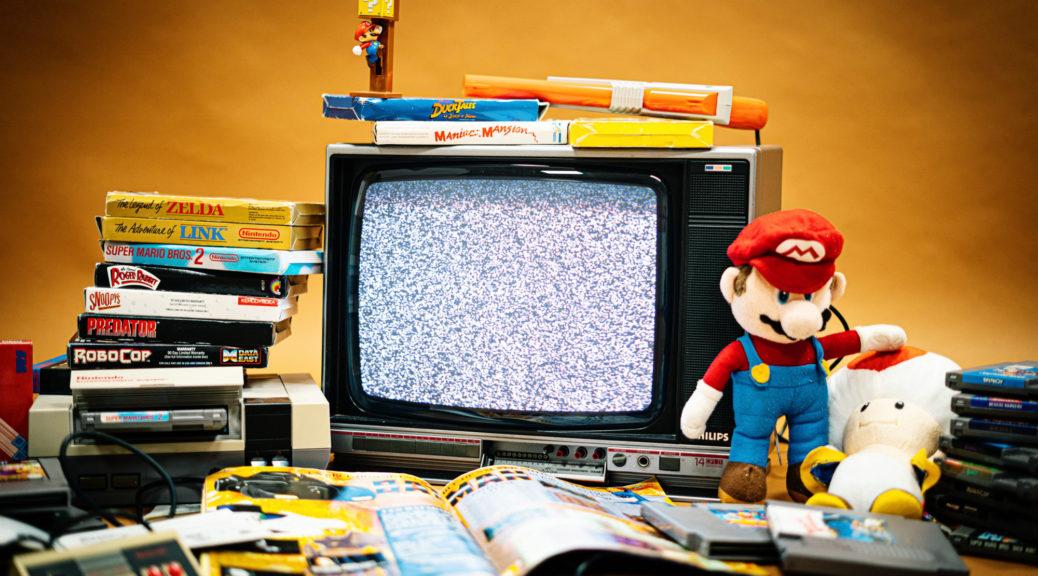 Shooting Retrogaming - NES