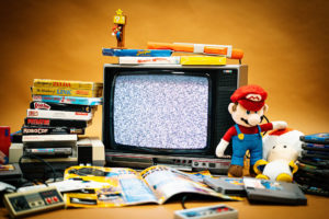 Shooting Retrogaming - NES