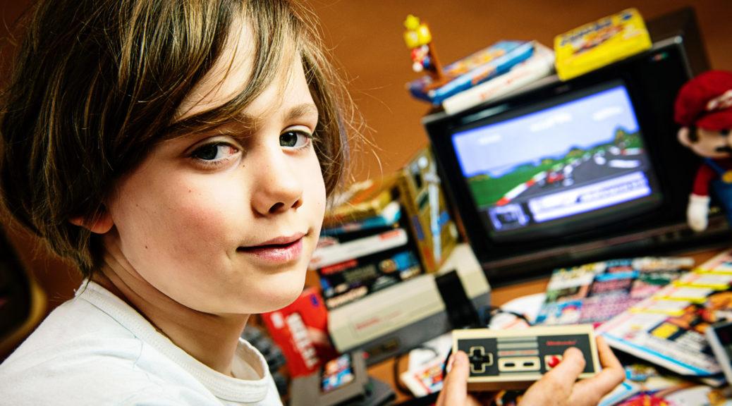 Shooting Retrogaming - NES - Turbo Racing