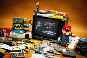 Shooting Retrogaming - NES - Batman