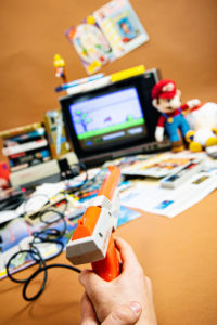Shooting Retrogaming - NES - Duck Hunt