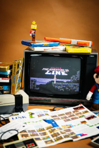 Shooting Retrogaming - NES - Adventure of Link