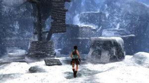 Lara Croft Tomb Raider : Anniversary - PSP (Eidos - Crystal Dynamics - Buzz Monkey Software, 2007)