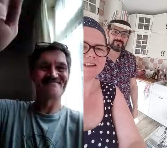 Vidéo call sur vidéo call pour rester connecté !