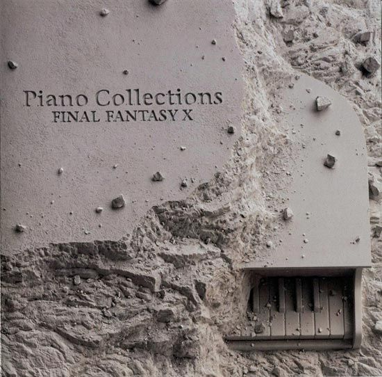 Ffxpianocollections