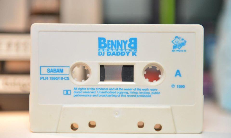 Bennyb L'album - K7