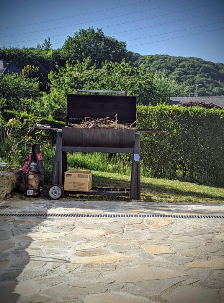 Vivement faire des barbec' avec les amis !