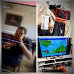 La Master System 2, facile à brancher ?