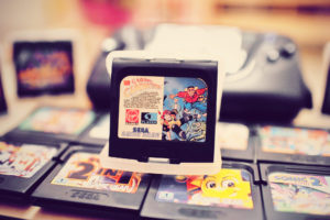 Mes premières cartouches Game Gear : Global Gladiators