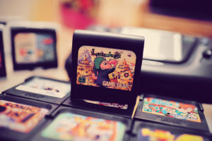 Mes premières cartouches Game Gear : Lemmings