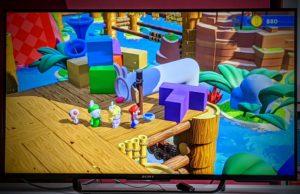 Mario + Les Lapins Crétins, une direction artistique très réussie !