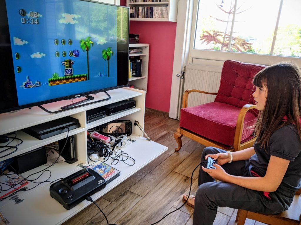 Sonic premier, valeur sure sur la Master System