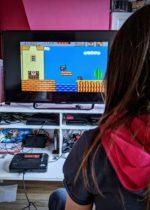 Continuons à jouer à la Master System