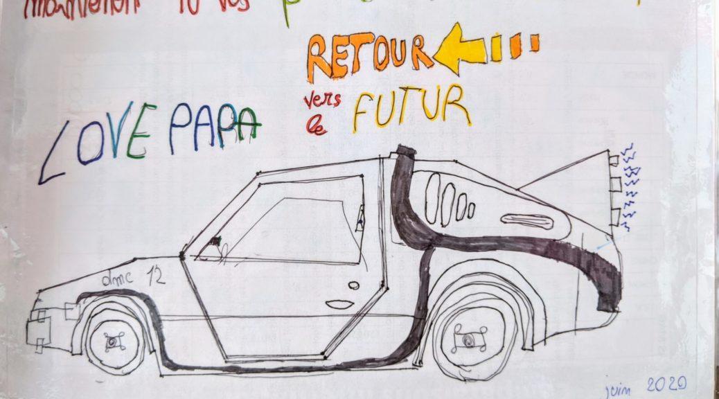 Retour vers le Futur, Charly 2020