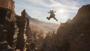 Unreal Engine 5 Demo Technique Ps5