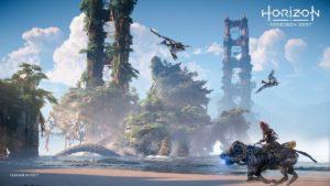 Horizon Zero Dawn 2 : Forbidden West - PS5 (Guerrilla Games) sortie en 2021