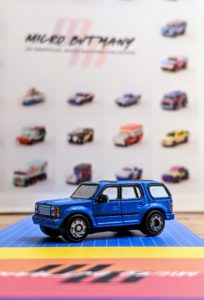 Ford Explorer - Mud Trucking #6 - Galoob Micro Machines, 1996