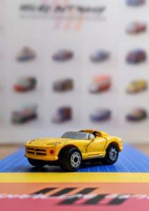 Dodge Viper - World's Quickest Collection - 1995 Galoob Micro Machines