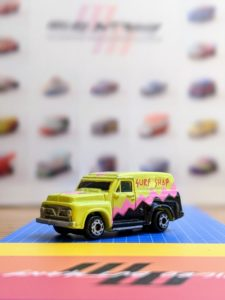 Ford Panel Truck - Driving Fun Collection #47 - Micro Machines, 1989