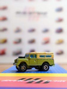 Land Rover - Mud Trucking #6 - Galoob Micro Machines, 1996