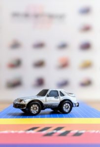 Ford Mustang Foxbody ('80s) - Funrise