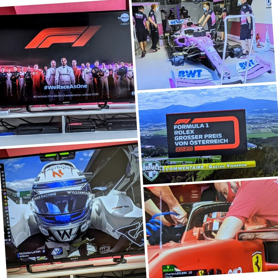 F1 2020 Grand Prix d'Autriche