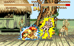 Street Fighter II - Super Nintendo (Capcom, 1992)
