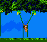 Disney's Tarzan - GBC (Activision - Digital Eclipse, 1999)