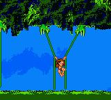 Disney's Tarzan - GBC (Activision - Digital Eclipse, 1999)