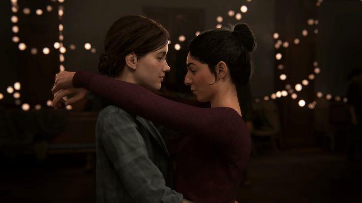 Ellie et Dina, un couple inhabituel dans l'univers vidéoludique