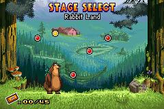Les Rebelles de la Forêt (Open Season) - GBA (Ubisoft, 2006)