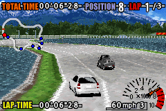 GT Advance 3 Pro Concept Racing - GBA (THQ - MTO, 2003)