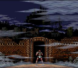 Super Castlevania IV - SNES (Konami, 1991)