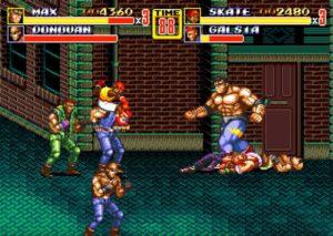 Streets of Rage 2 - Megadrive (Sega, 1993)