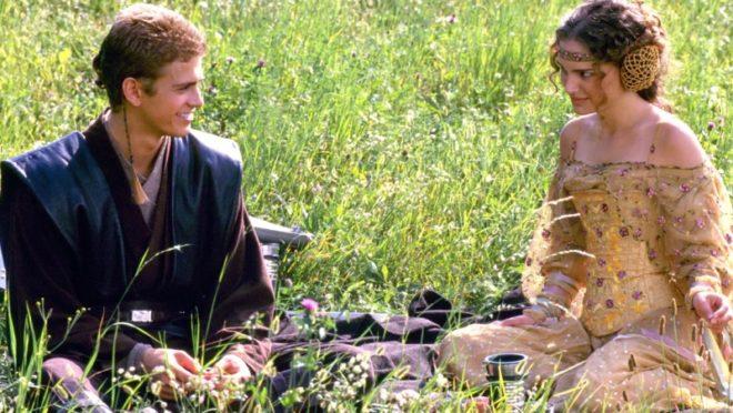 Anakin et Padmé fleurtent un peu - Star Wars Ep. 2