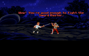 Monkey Island - PC (Lucas Arts, 1990)