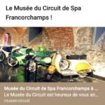 Le musée du circuit de Spa Francorchamps
